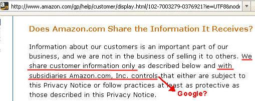 Amazon Information
