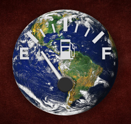fuel globe